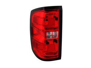 xTune ALT-JH-CS14-OE-L Driver Side Tail Light- OEM Left 9031915