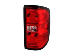xTune ALT-JH-CS14-OE-R Passenger Side Tail Light- OEM Right 9031922