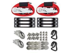 """Snaplocs With Ratchet Bonus Pack Plus 2""""X16' E-Strap System For Trucks And Trailers SLCERBPP"""