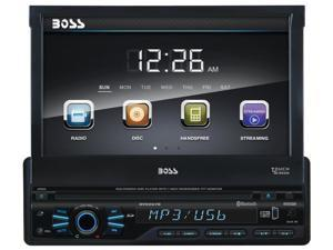 BOSS AUDIO BV9967B Single-DIN  DVD Receiver