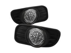 Spyder Auto Jeep Grand Cherokee 99-04 LED Fog Lights - Clear 5015693
