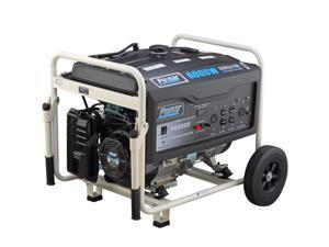 Pulsar 6000 Peak Watt, Portable, Utility Generator With 302 Cc. 10.0 Hp Ohv Engine PG6000
