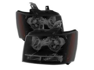 Spyder Auto Chevy Avalanche 07-13 OE Style Tail Lights Red Smoked 9031854
