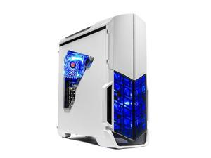 Skytech - Gaming Desktop PC - AMD Ryzen 5 2600 (6-Core, 3.40 GHz), AMD Radeon RX 580 4 GB, 8 GB DDR4, 500 GB SSD, Wi-Fi, VR Ready, Windows 10 Home 64-bit, Archangel