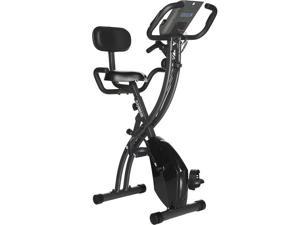 Echelon Flex Bike System BIKE01-BLK Spinning Exercise Stationary Bike with Resistance Bands and LCD Display