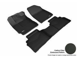 3D MAXpider L1KA04701509 Kia Forte 2019 Kagu Black R1 R2 Floor Mat