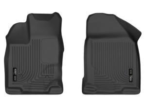 Husky Liners For 2007-2014 Ford Edge, 2007-2015 Lincoln MKX X-act Contour Series Front Row Floor Liners 52351