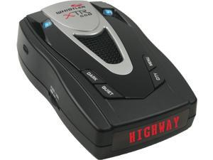 Whistler XTR-558 Laser-Radar Detector with Real voice alerts,Red Text Display and Detects laser Atlanta stealth mode