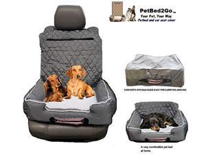 Seat Armour PET2G100G Grey Car Pet Bed and Seat Cover
