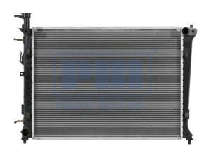 Pacific Best Inc For//Fit 4519 Hyundai Elantra Sedan Elantra GT Elantra Coupe Kia Forte Sedan//Forte5//Koup 2.0L w//Receiver /& Dryer A-C Condenser