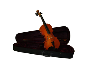 "Merano MA10 13"" Natural Student Viola with Case, Bow + Free Rosin"