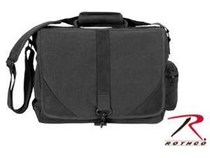 Rothco Canvas / Leather Urban Pioneer Laptop in Black