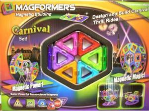 Magformers - New Carnival Set