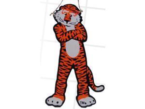 "8"" Vibrant Auburn Mascot 7In to 10In Range MDF Christmas Ornament"
