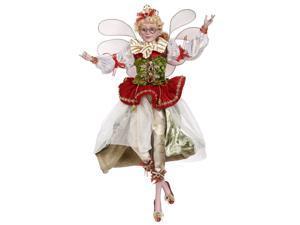 "Mark Roberts Bow Maker Christmas Fairy, Medium 18"" #51-05834"