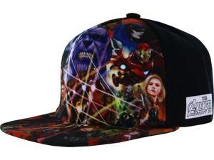 Avengers Infinity War Dyed Sublimated Hat b40652d3f