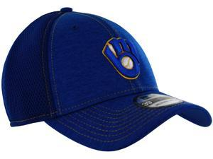 eae042edebd Milwaukee Brewers 39THIRTY Classic Shade Neo Flex Fit Cap ...