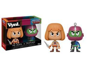 Funko Masters Of The Universe Vynl He-Man Trap Jaw Vinyl Figures