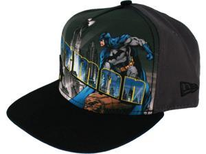 87979013273b2 Batman Hero Post Snapback Cap