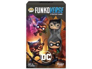 Funkoverse Strategy Game: DC Comics Expandalone