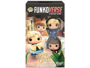 Funkoverse Strategy Game: The Golden Girls Expandalone