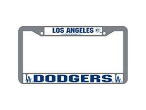 Los Angeles Dodgers MLB Chrome License Plate Frame