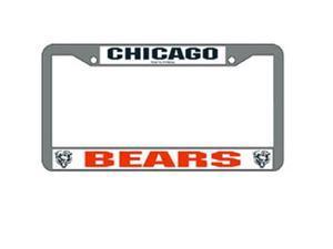 Chicago Bears NFL Chrome License Plate Frame