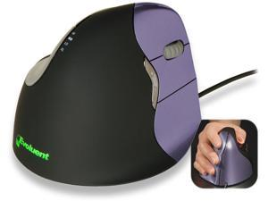 Evoluent VM4S Vertical Mouse 4 Right Hand USB Wired (Small Size)