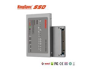 Kingspec 2.5-inch PATA/IDE SSD Solid State Disk drive KSD-PA25.6 for all Notebook & equipment with PATA