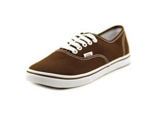 535b301e2d5 Vans Authentic Lo Pro Women US 7.5 Brown Sneakers