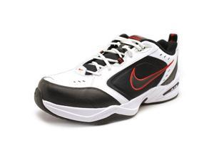 Nike Air Monarch IV Mens Size 8.5 White X Wide Leather Sneakers Shoes