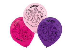 Princess Palace Pets Latex Balloons