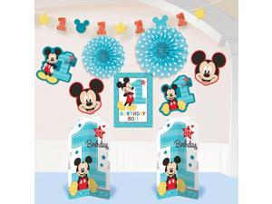 Mickey's Fun To Be One Room Decorating Kit