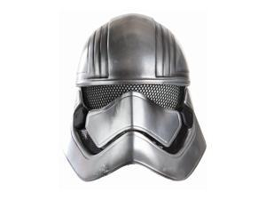 Star Wars The Force Awakens Captain Phasma Half Helmet Child Costume Accessory