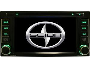 Scion XB 2004-2011 K-Series Media and Navigation System GPS AM/FM Radio MP3 Aux iPod CD DVD USB SD