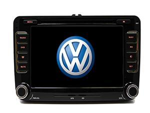 OttoNavi Volkswagen EOS 2007-2012 In-Dash Navigation/DVD/Bluetooth Stereo, OE Fitment