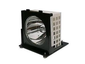 915P020010 - COMPATBILE REPLACEMENT LAMP WITH HOUSING FOR Mitsubishi TVs - by PROLITEX