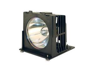 915P026010 - COMPATIBLE REPLACEMENT LAMP WITH HOUSING FOR Mitsubishi TVs - by PROLITEX