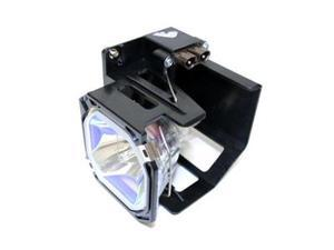 915P028010 - COMPATIBLE REPLACEMENT LAMP WITH HOUSING FOR Mitsubishi TVs - by PROLITEX