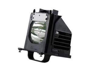 915P061010 - COMPATIBLE REPLACEMENT LAMP WITH HOUSING FOR Mitsubishi TVs- by PROLITEX
