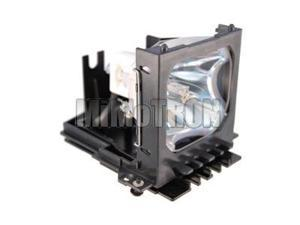 Replacement Lamp Assembly with Genuine Original OEM Bulb Inside for HITACHI DT01051 Projector Power by Ushio