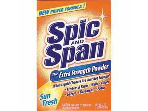 Spic And Span 27 Oz. Powder Sun Fresh All-Purpose Cleaner 85699636891
