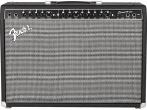 Fender Champion 100 100-Watt 2x12 Combo Electric Guitar Amplifier, Black