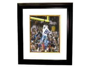 Alvin Harper signed Dallas Cowboys 8x10 Photo Custom Framed SBChamps