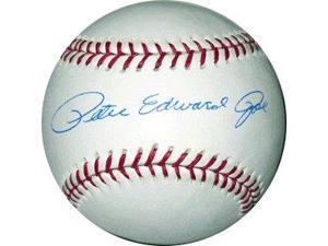 Pete Rose signed (FullName) Official Major League Baseball