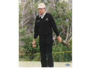 George Archer signed 8x10 Photo (deceased)- Mounted Hologram