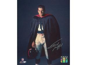 Frank Gifford signed New York Giants 16X20 Photo in cape