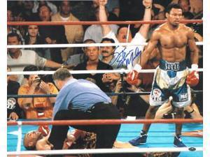 Athlon CTBL-014746 Sugar Shane Mosley Signed Boxing Photo Knockout - 16 x 20