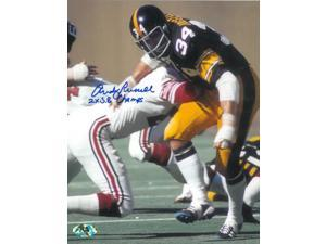 Andy Russell signed Pittsburgh Steelers 8x10 Photo 2X SB Champs (Super Bowl)