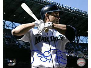 Bret Boone signed Seattle Mariners 8x10 Photo (horizontal)